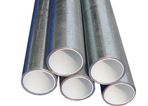 冷水型內襯塑鋼管